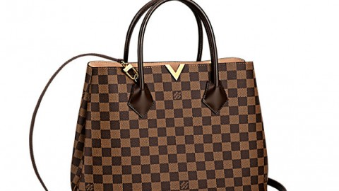 Le cabas Kensington de Louis Vuitton